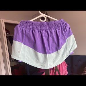 LULULEMON Breeze Skirt